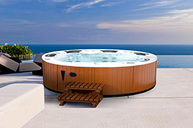 Inflatable Hot Tub The Range