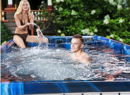 What Do I Have to Consider with An Outdoor Hot Tub?