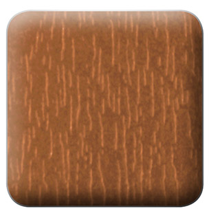 tub brown color